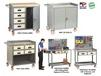 """36"""" MOBILE BENCH CABINET AND WORKSTATIONS"""