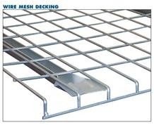 JAKEN PALLET RACK WIRE MESH DECKING