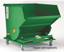 HOPPER CASTER OPTIONS